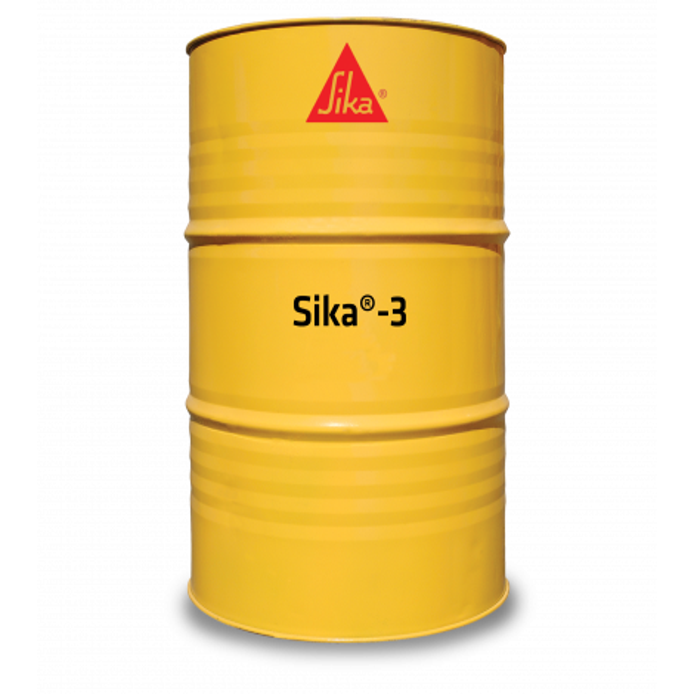 SIKA # 3 EN TAMBOR 250 KG.