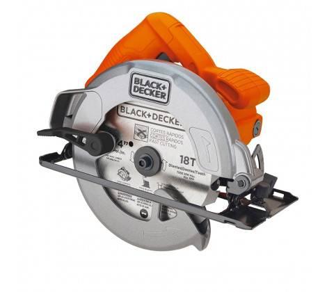 Sierra Circular Black And Decker Cs1004-b2c 7 1/4 1.400w
