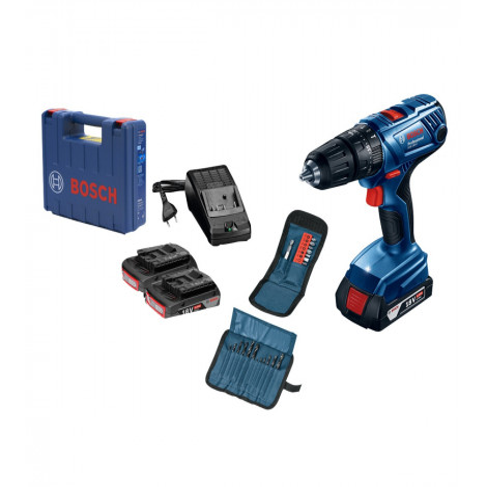 Talad Perc Gsb 180li + Kit 23acc Bosch 06019f83e1