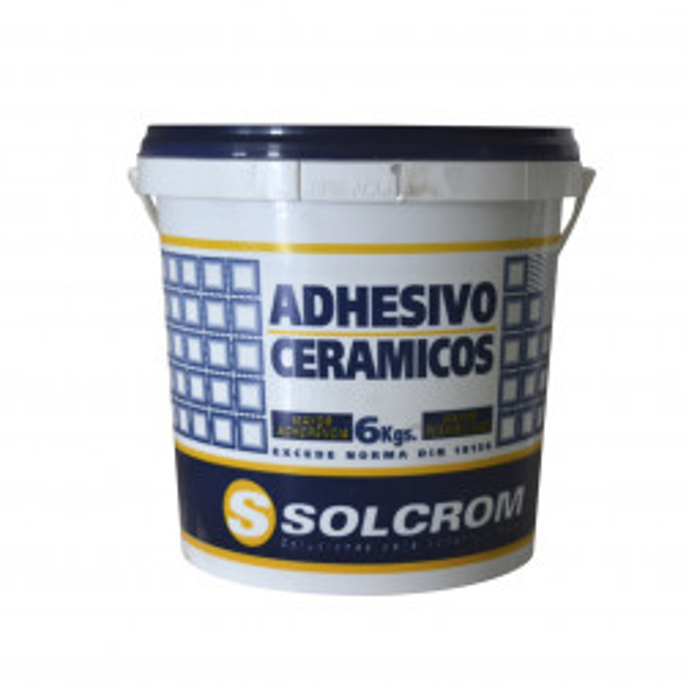 Adhesivo Weber Pasta Ac 6 Kg -galon