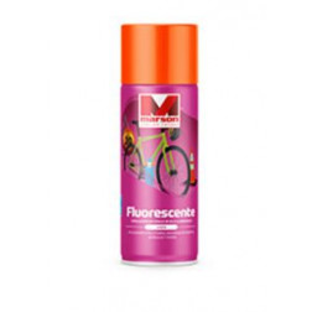 Pintura Spray Fluorescente Naranja , Valentina