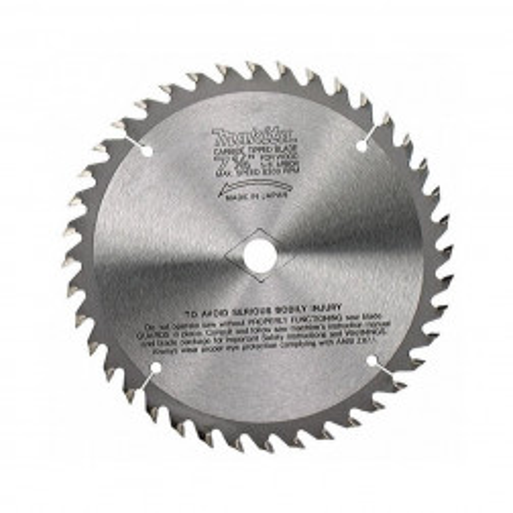 Disco Makita 8 -1/4' X 24 Dientes Eje 30mm