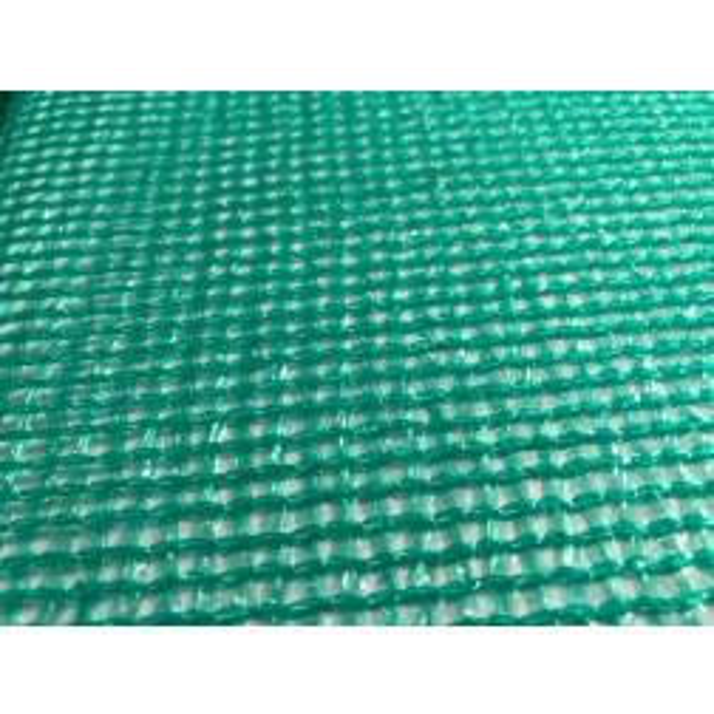 Malla Raschel Verde 80 X 4.20mts