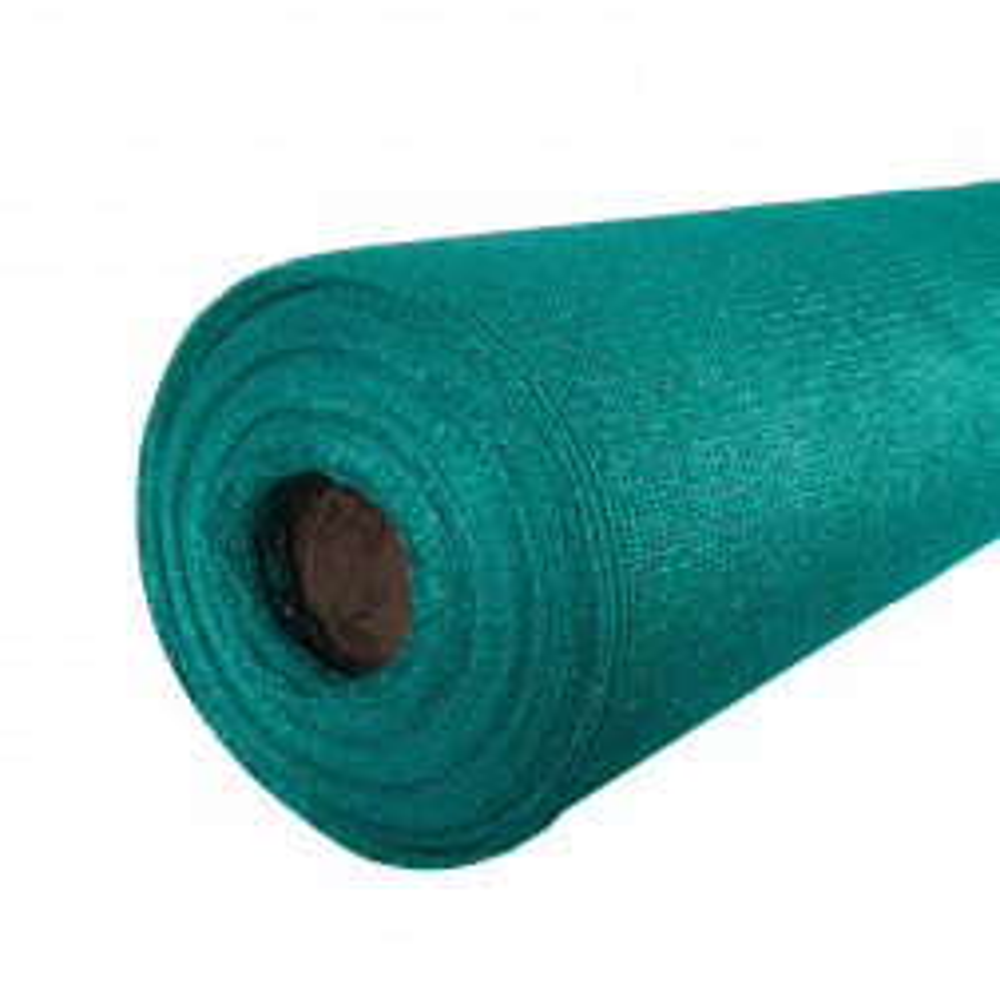 Malla Raschel Verde 65% X 2.10 Rollo 100 Metros
