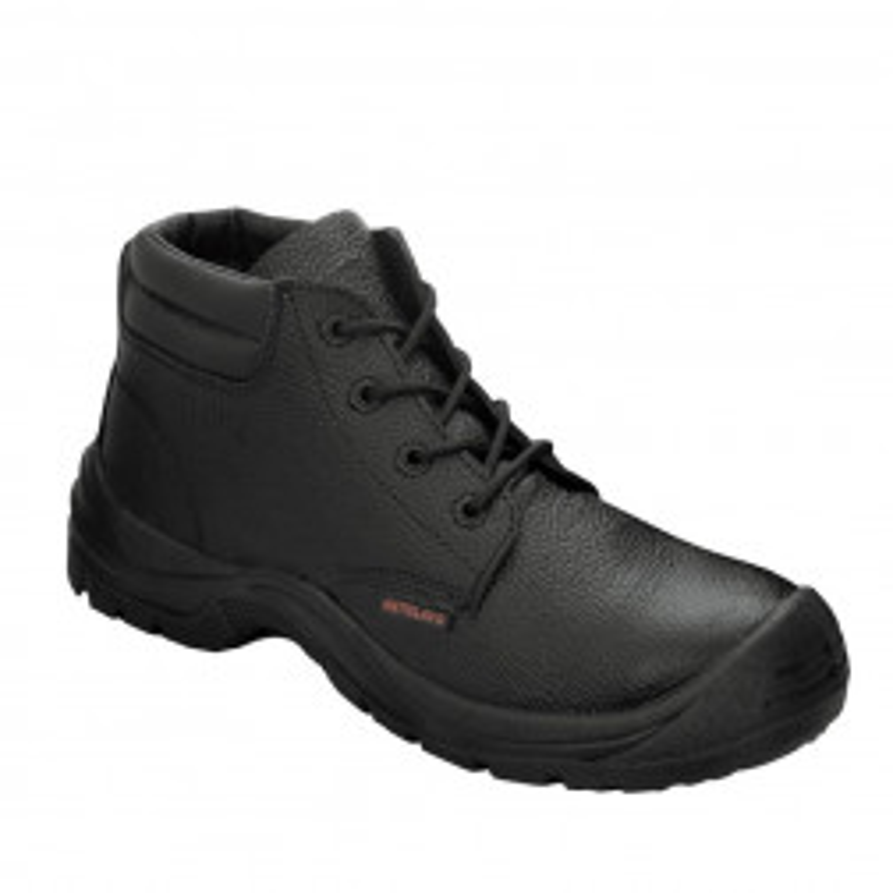 Zapato Bufalo Negro Anticlavo Pu-101 N°44