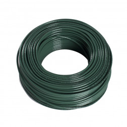 Conductor Eva Libre De Halogeno 2.5mm Nya Verde(100mt) ,general Cable