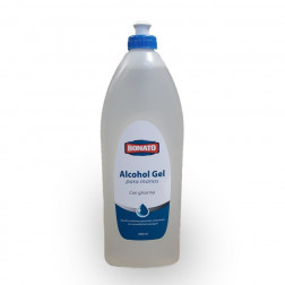Alcohol Gel Bonato 1lt - Certificado