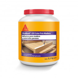Sikabond-231 Colafria Madera 3,2 Kg