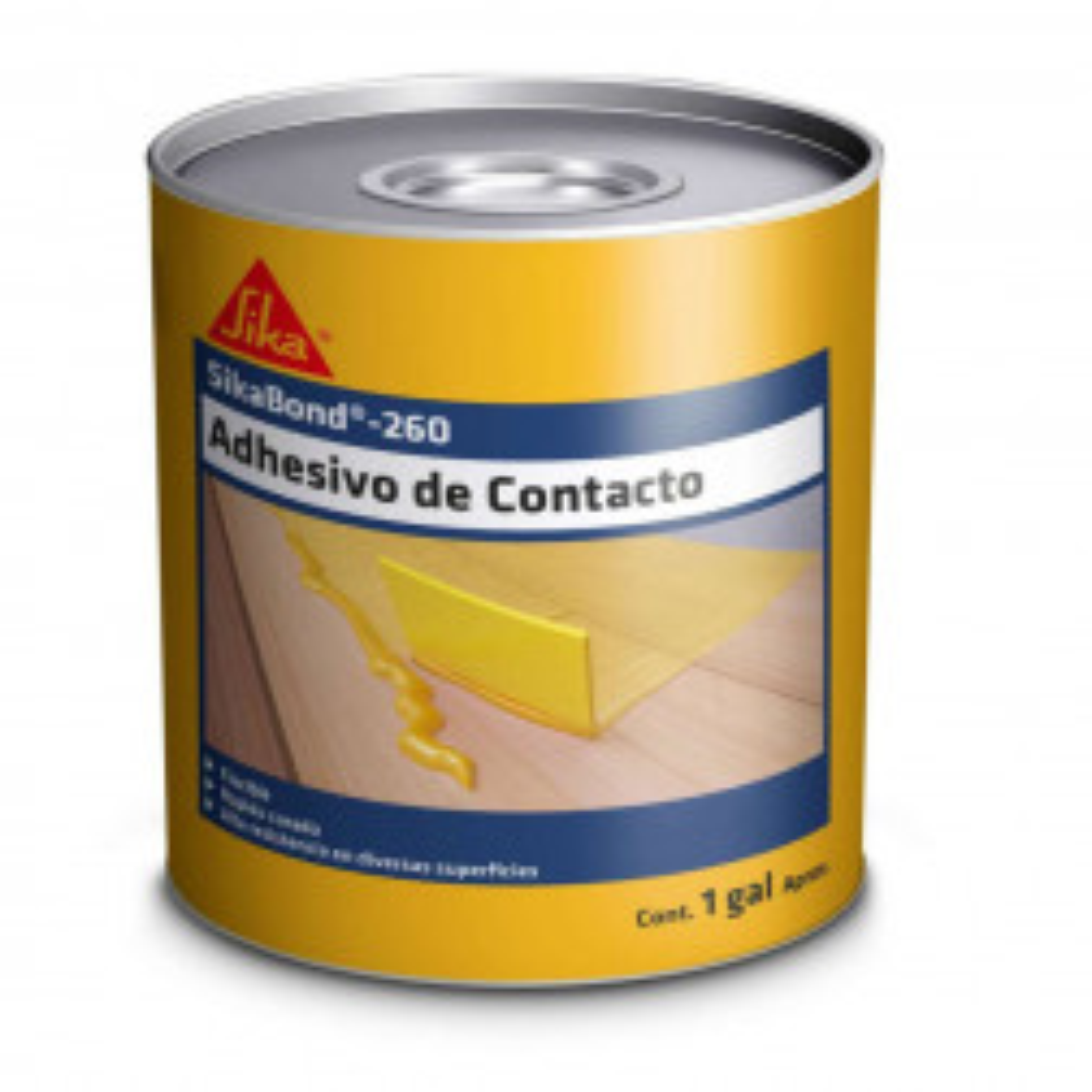 Sikabond-260 Adhesivo Contacto 1 Galon