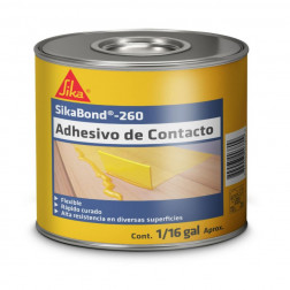 Sikabond-260 Adhesivo Contacto 1/16 Gln