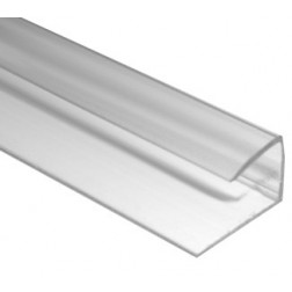 Cubrezocalo 810mm X2.10m Transparente