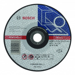 DISCO BOSCH CORTE 7 METAL -TC