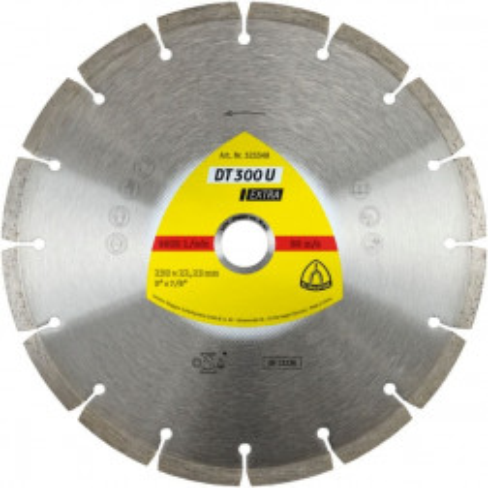 Disco Diamantado Para Concreto 7 Klingspor (325347)