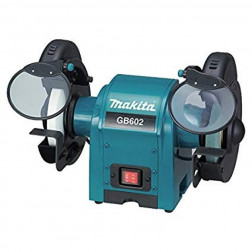 "Esmeril Banco Makita Gb602 6"" (150mm) 250w"