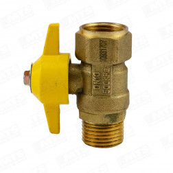 Llave Gas Iso 228 Iso 7