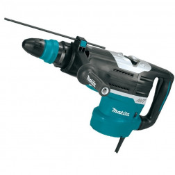 Martillo Combinacion Makita Hr5212c Sdsmax 52mm 1510w Rotomartillo