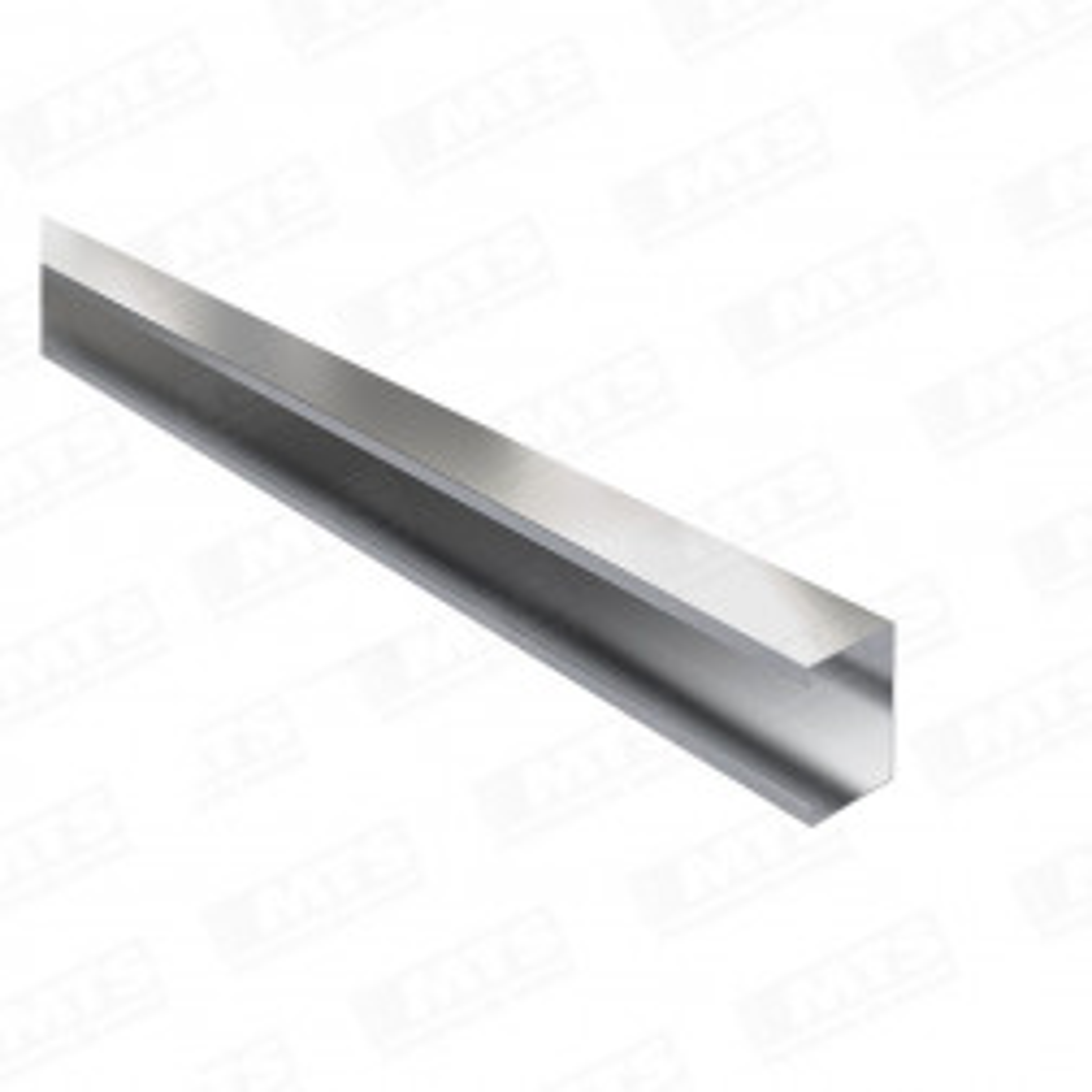 Metalcon Montante Estructural C2x5s/px0.85x6mts (100x40x12x0.85x6 Mts)