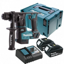 Rotomartillo Makita Dhr171rfj Sdsplus 17mm 2 Bateria + Cargador (brushless)