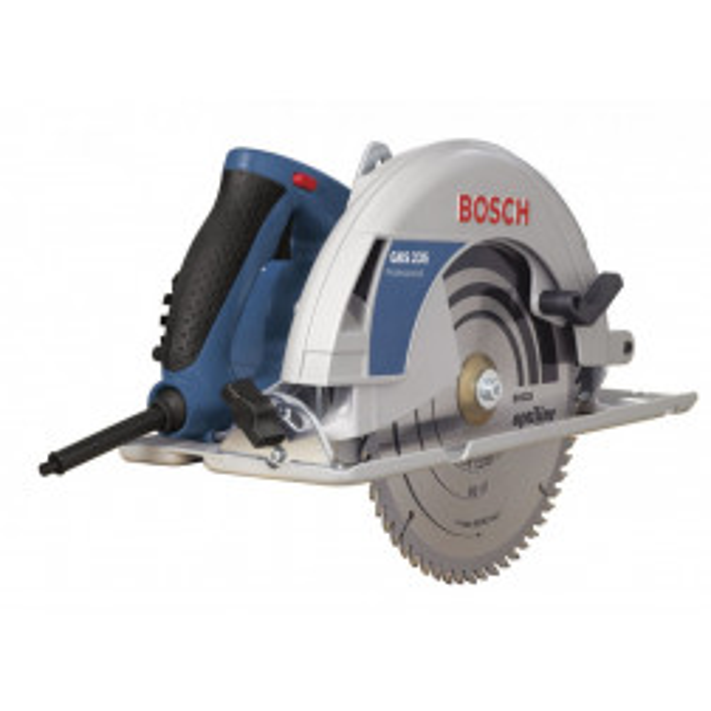 """Sierra Circular Bosch Gks 235 9"""" 1/2, 2100w"""