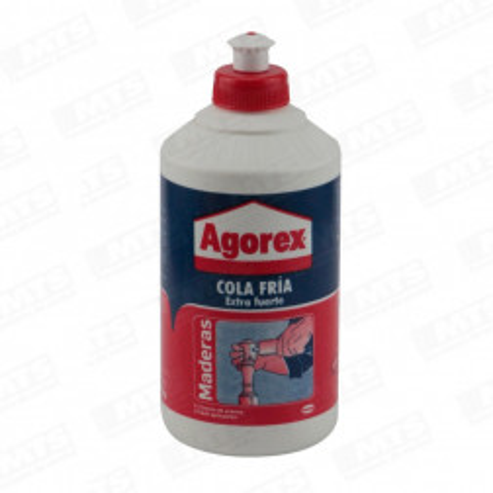 Agorex Madera 1/2 Kg. - Cola Fria