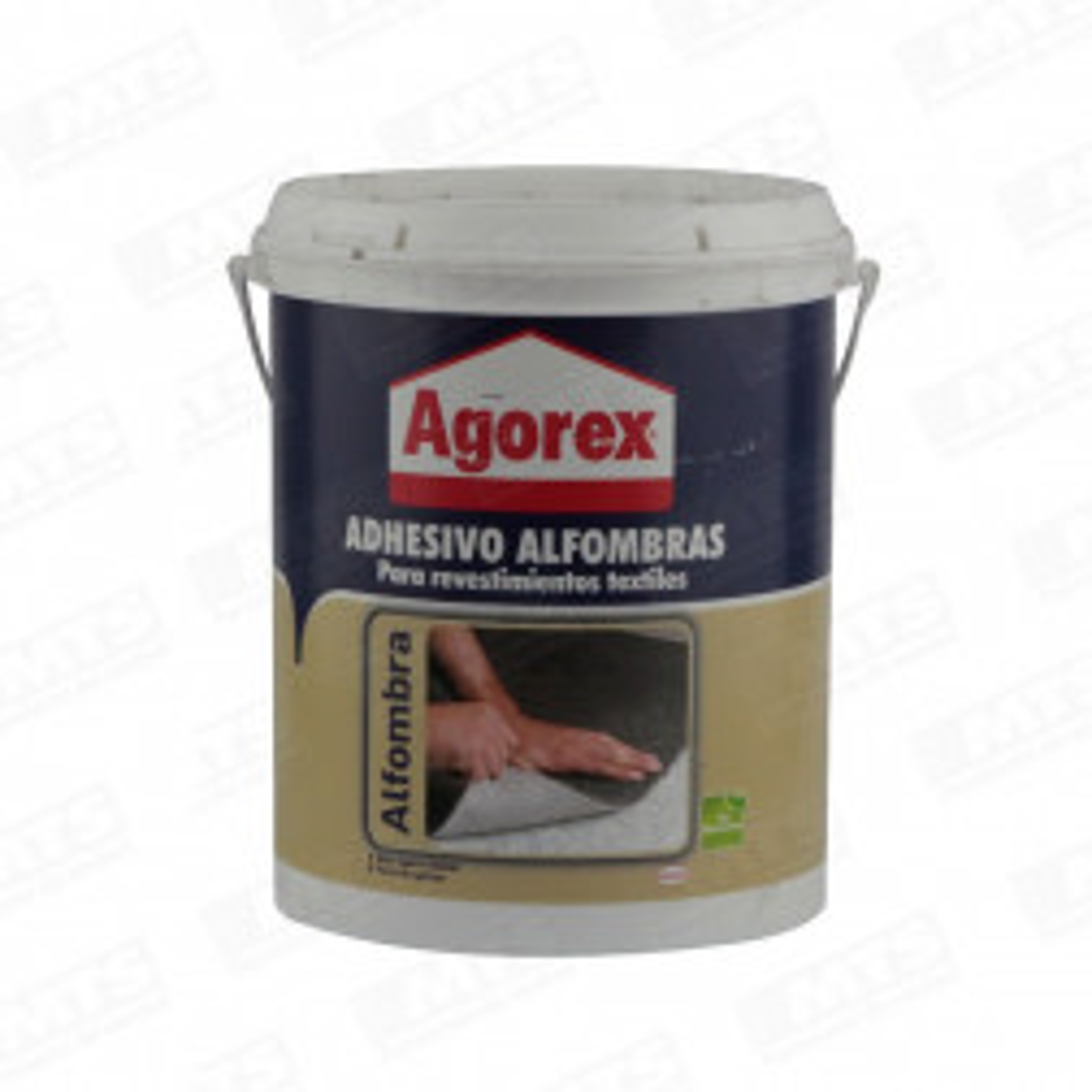 Adhesivo Agorex Alfombra Gl 4.5k