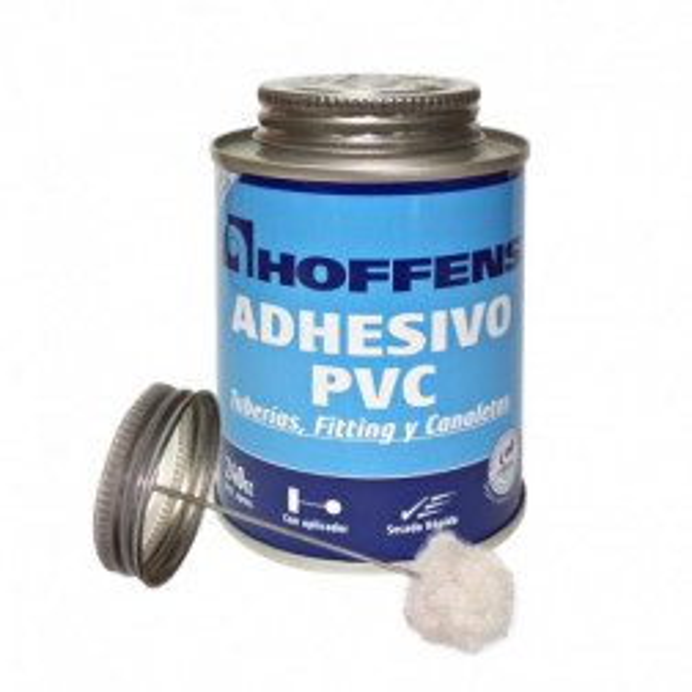 Adhesivo Hoffens Secado Rapido 240cc