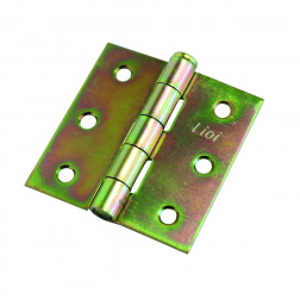 Bisagras Bronceada 4 X 4 S/tornillo (par)