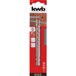 Broca Kwb Concreto 8.0 Mm (49039680)