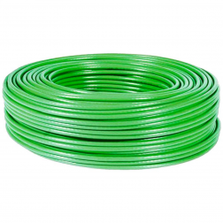 Cable Thhn N 12 Awg Verde (2.5mm) Rollos 100 Metros,general Cable