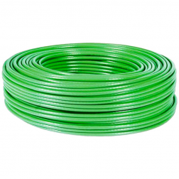 Cable Thhn Generalcable N 14 Awg Verde (1.5mm) Rollos 100 Metros,general Cable