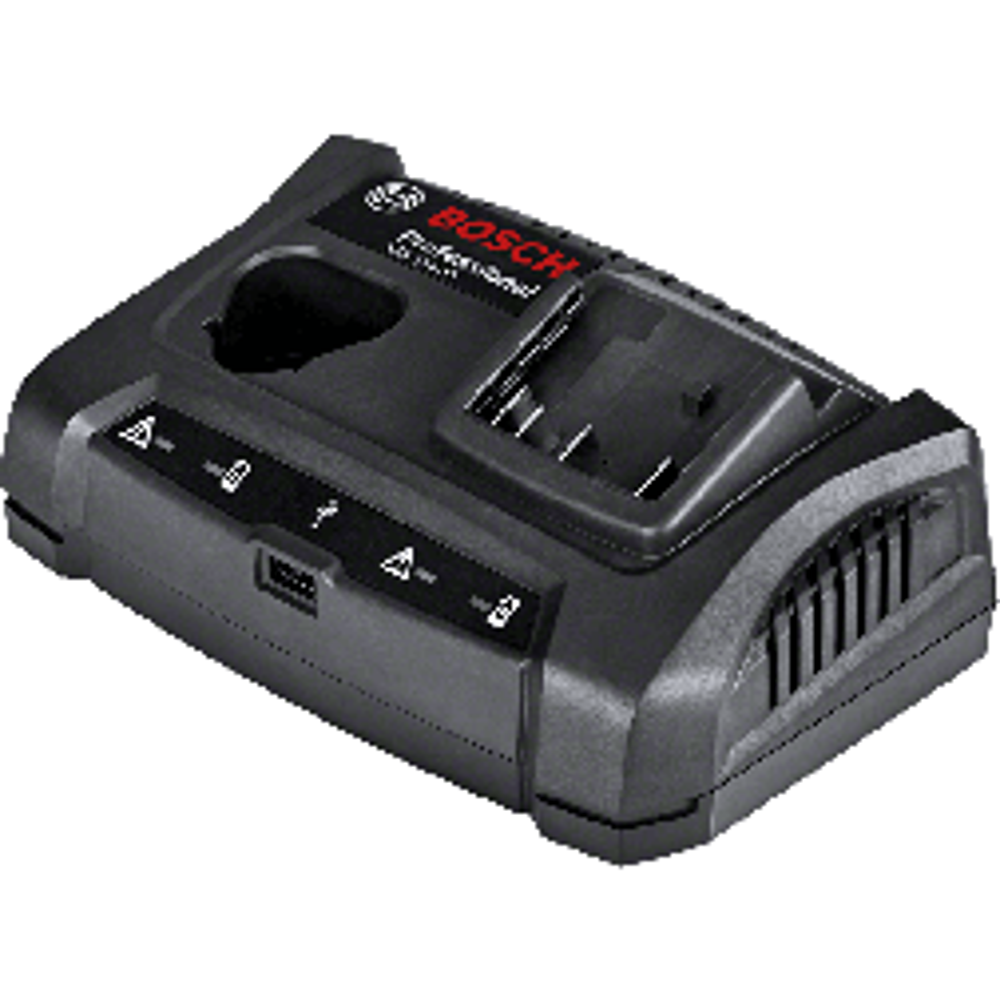 Cargador Gax 18v-30 Profesional Doble Bosch