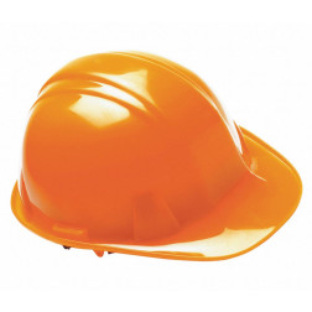 Casco De Seguridad Naranja