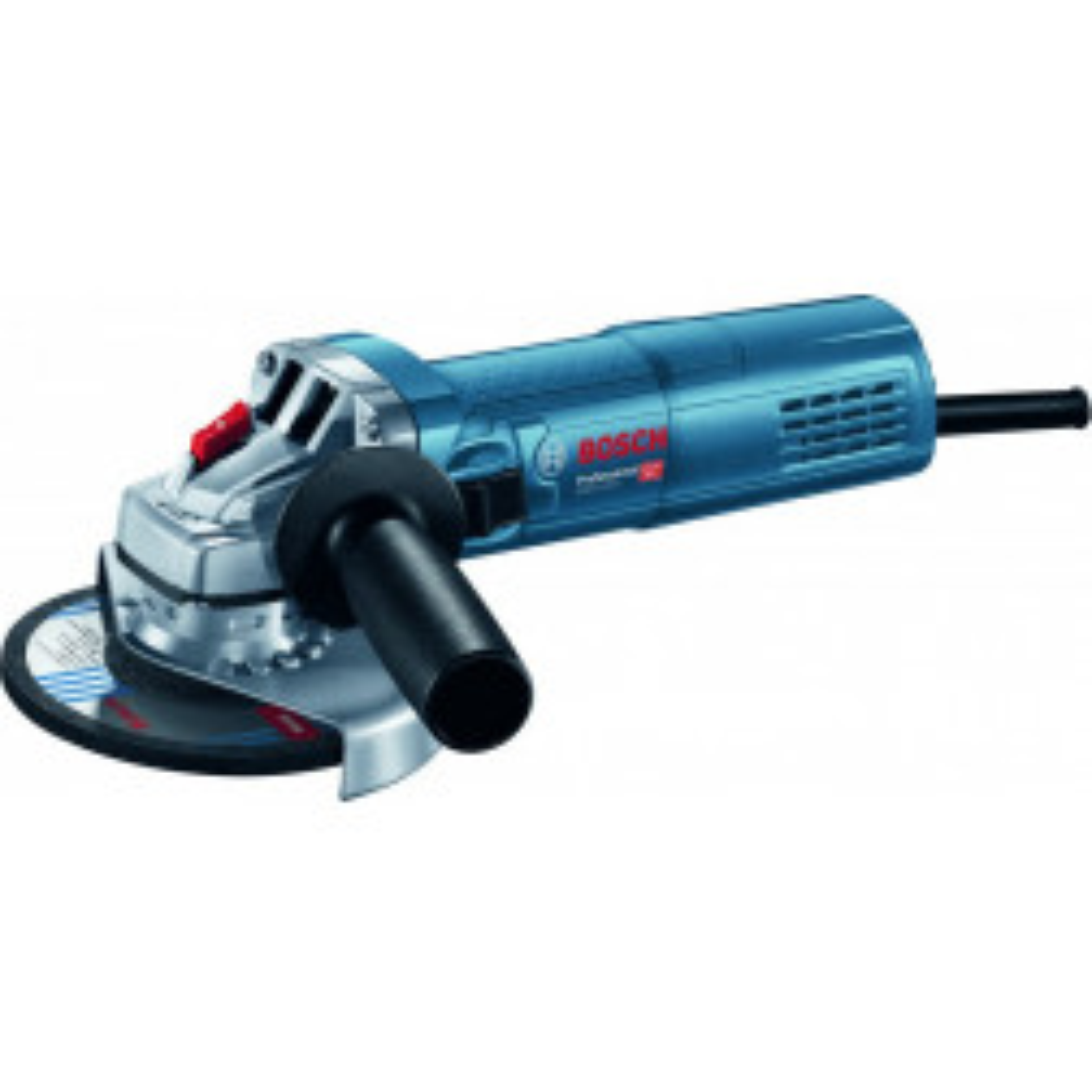 Esmeril Angular Bosch Gws 9-125 S 5'' 900w Velocidad Regulable