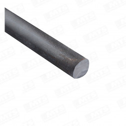 FIERRO REDONDO LISO BARRA SAE 1020 25mm x6MTS
