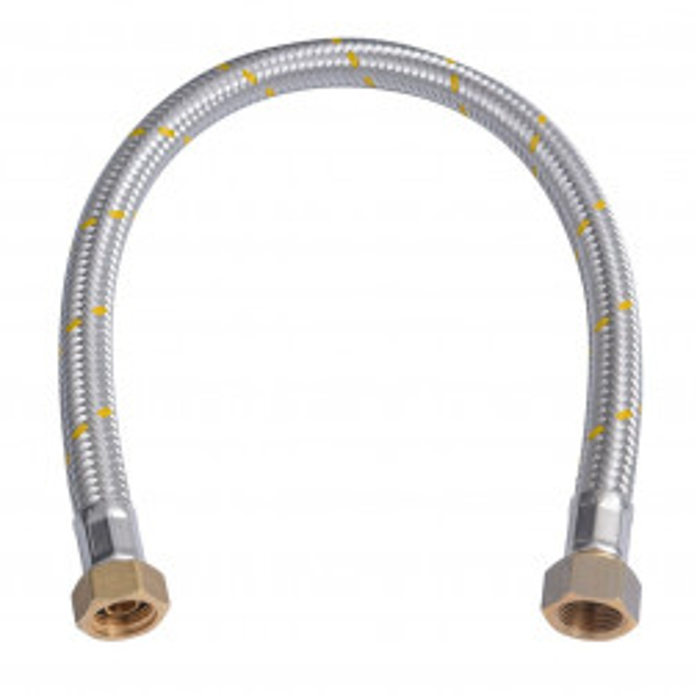 Flexible Cocina Gas 7/8 X 1/2 De 60 Cm.