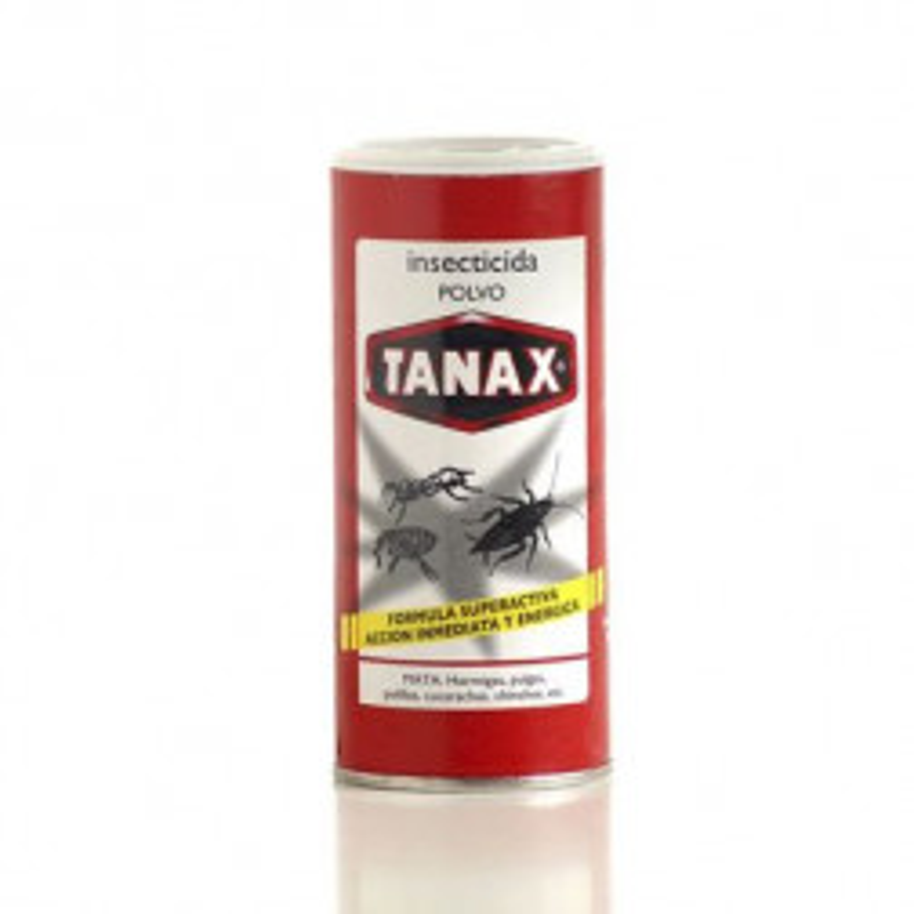 Insecticida Tanax En Polvo 100 Grs.