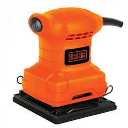 Lijadora Black And Decker Bs200b2c 1/4 200w