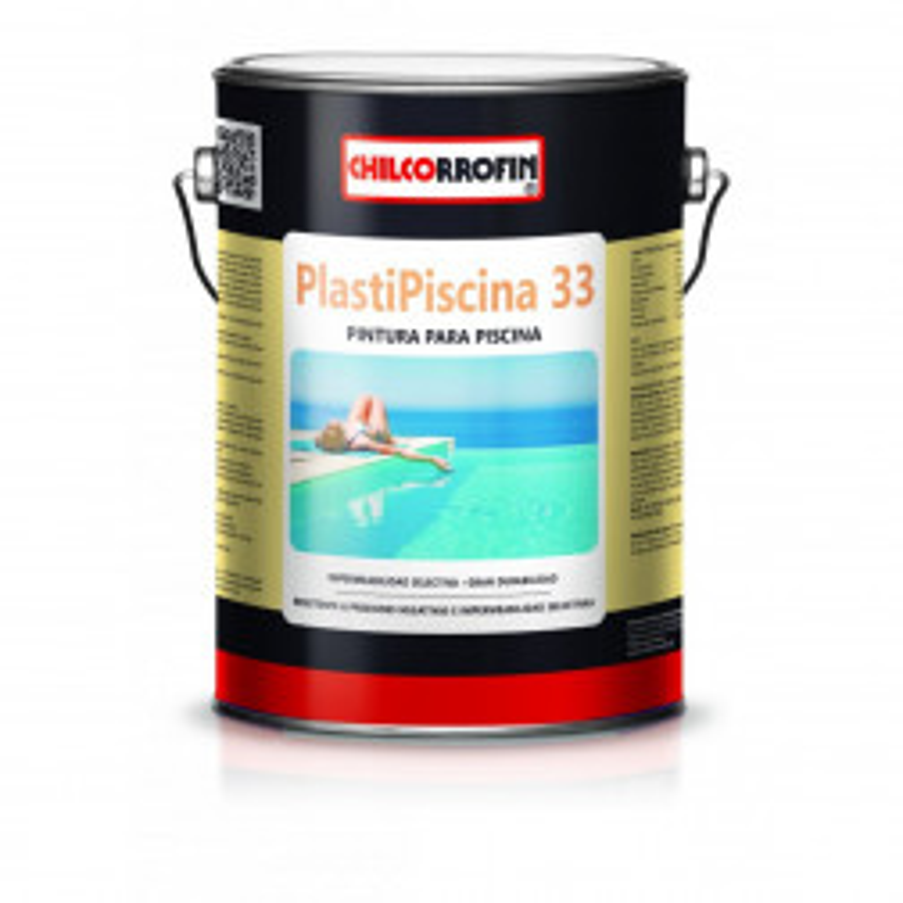 PINTURA CHILCORROFIN PLASTIPISCINA CELESTE GL