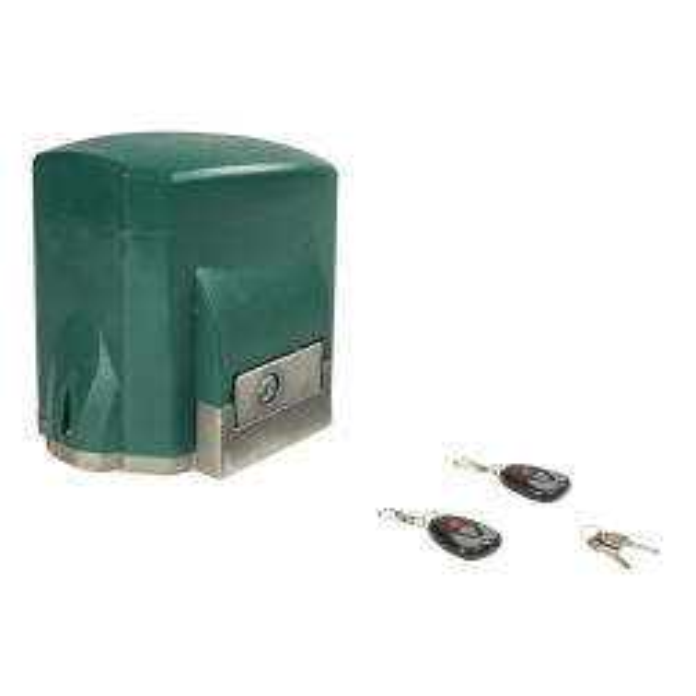 Porton Automatico 800 Kgs. Sin Cremallera Con 2 Controles