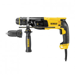 Rotomartillo Dewalt D25134kb2c Sds Plus 800w + Mandril 13mm