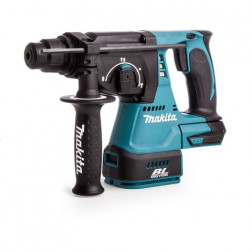Rotomartillo Makita Dhr242z 24mm Sin Cargador Sin Bateria (brushless)